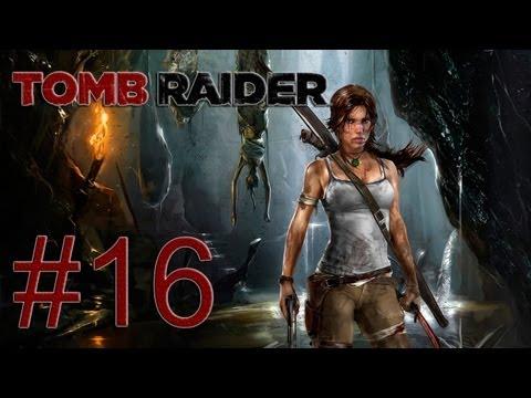 Tomb Raider - Прохождение игры на русском - Пещеры смерти [#16]