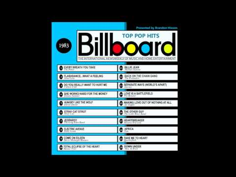 Billboard Top Pop Hits - 1983