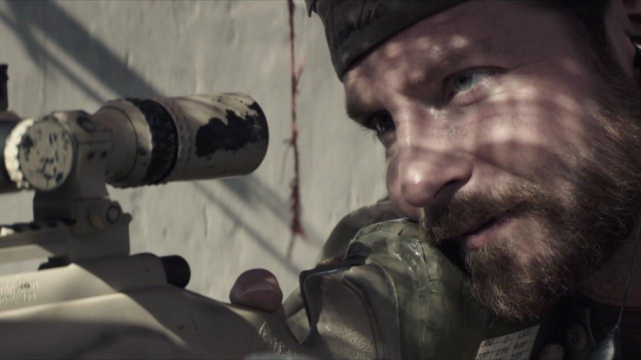american sniper trailer #2 deutsch | german () - bradley