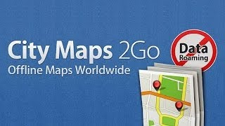 City Maps 2Go Pro [iPad] Video review by Stelapps