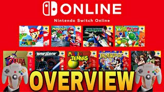 Nintendo Switch N64 Expansion Pack Launch Games Overview (Ranked) screenshot 3
