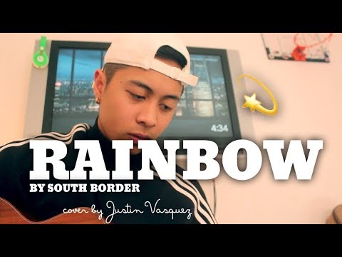 Rainbow x cover by Justin Vasquez