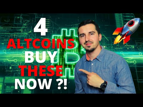Top 4 Altcoins Ready To EXPLODE in July 2021 | Best Cryptocurrency Investments 🚀(DONT MISS OUT!)