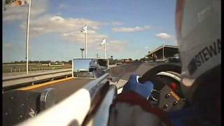 Lola 430 in Formula 5000 Race at Sandown