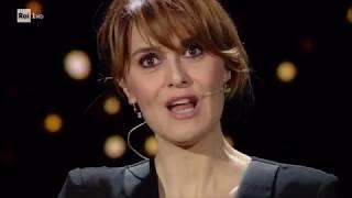 Il monologo di Paola Cortellesi - David di Donatello 2018