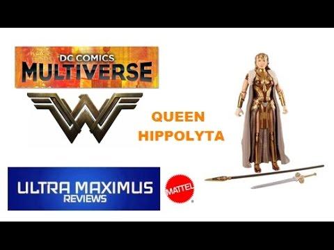 Queen Hippolyta DC Comics Multiverse Wonder Woman (2017)