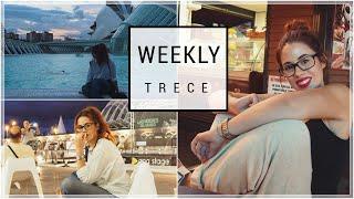 Weekly 13: Últimos días de verano | Sandra Eme