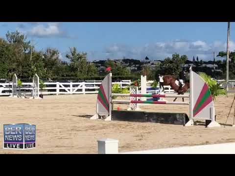 Bermuda Equestrian Federation Welcome Home Show. Dec 7 2019