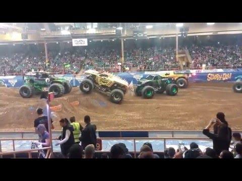 Monster Jam - Albuquerque 2016 (Finale)