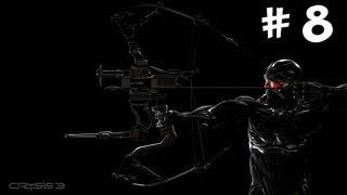 Crysis 3. Серия 8 [Ночное столкновение]
