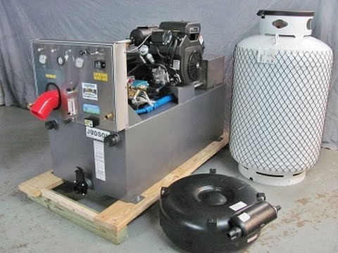 Carpet Cleaning Machine Sapphire Scientific Truckmoun