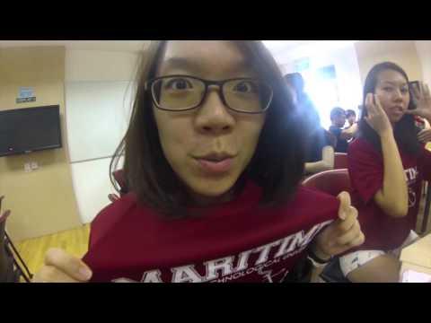 Maritime Studies Class of 2015 Video - Behind the scenes