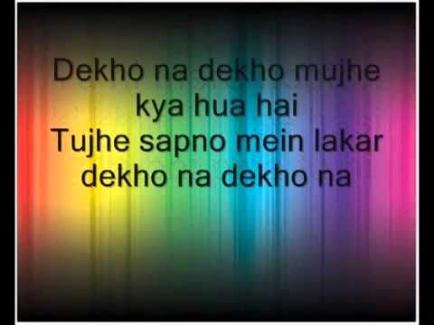 Jab We Met   Yeh Ishq Hai lyrics