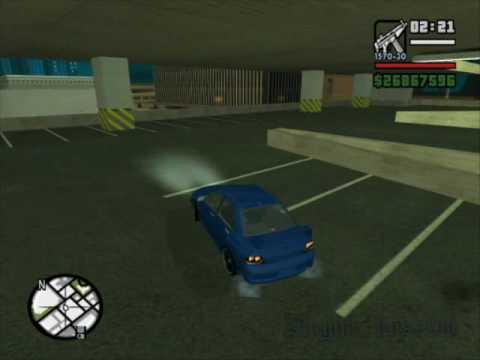 Mitsubishi Lancer 8 Street Drift