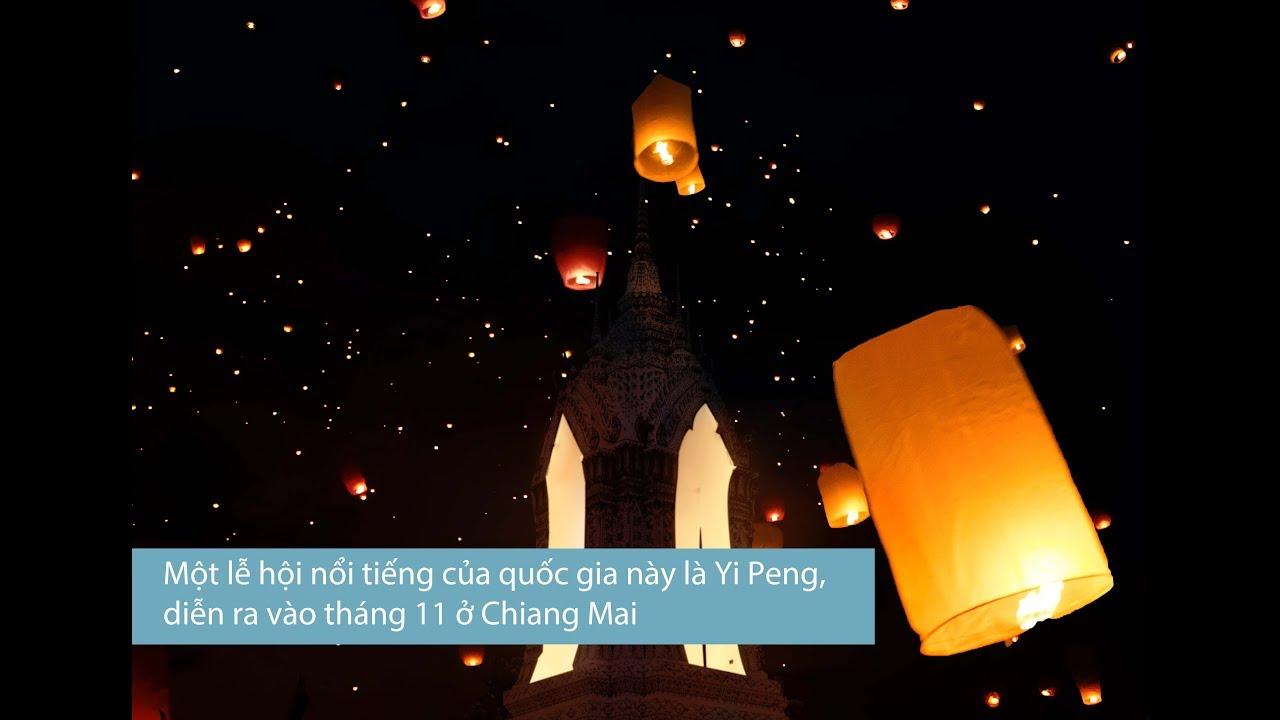 Những điều thú vị về đất nước Thái Lan