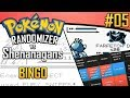 Pokemon Randomizer Bingo vs Shenanagans #5