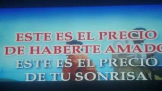 Karaoke Jorge Celedon No Meresco Tanto silencio