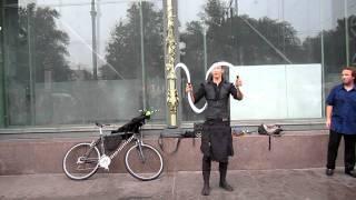 уличное шоу в Санкт-Петербурге (спб)