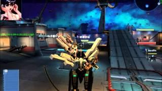 Exteel gameplay-區域爭奪戰Territory Control (1)