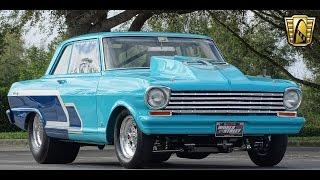 1962 Chevrolet Nova Pro Street Gateway Orlando #748
