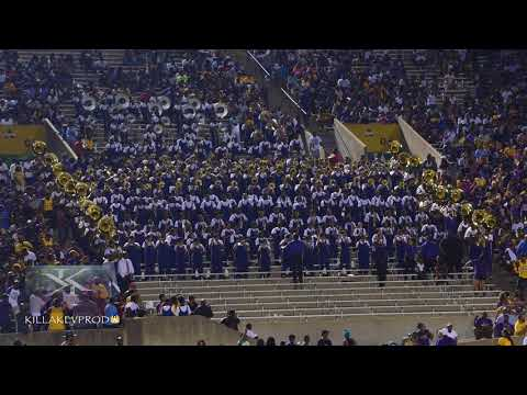 Alcorn State University Marching Band - Swag Surfin' - 2017