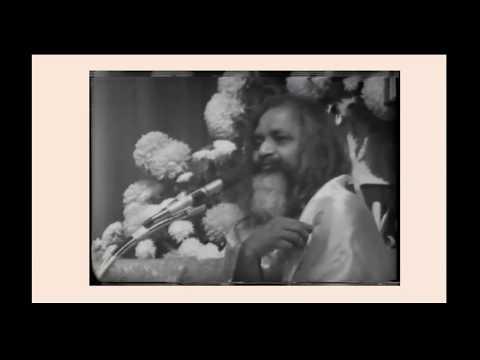 Maharishi Mahesh Yogi on Parents and Children's