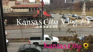 Kansas City Vlog Part 1