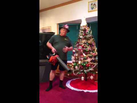 Christmas Tree Cleaning