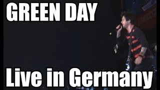 GREEN DAY LIVE IN GERMANY 2013 (Punk Rock, POP PUNK, Arena Rock) FULL CONCERT