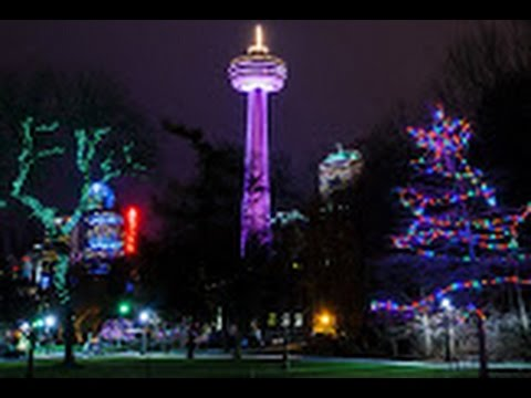 Christmas In Toronto Canada.Merry Christmas Toronto Canada 2017