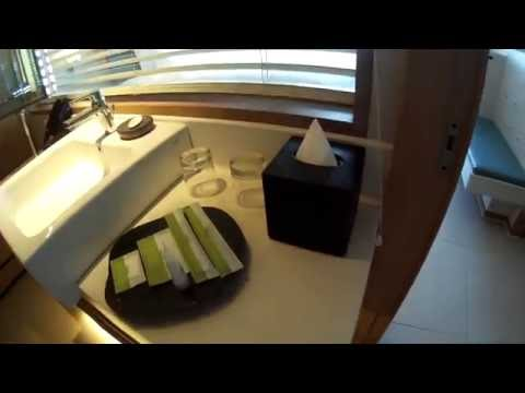 Staying at The Courtyard by Marriott Bali Seminyak Resort