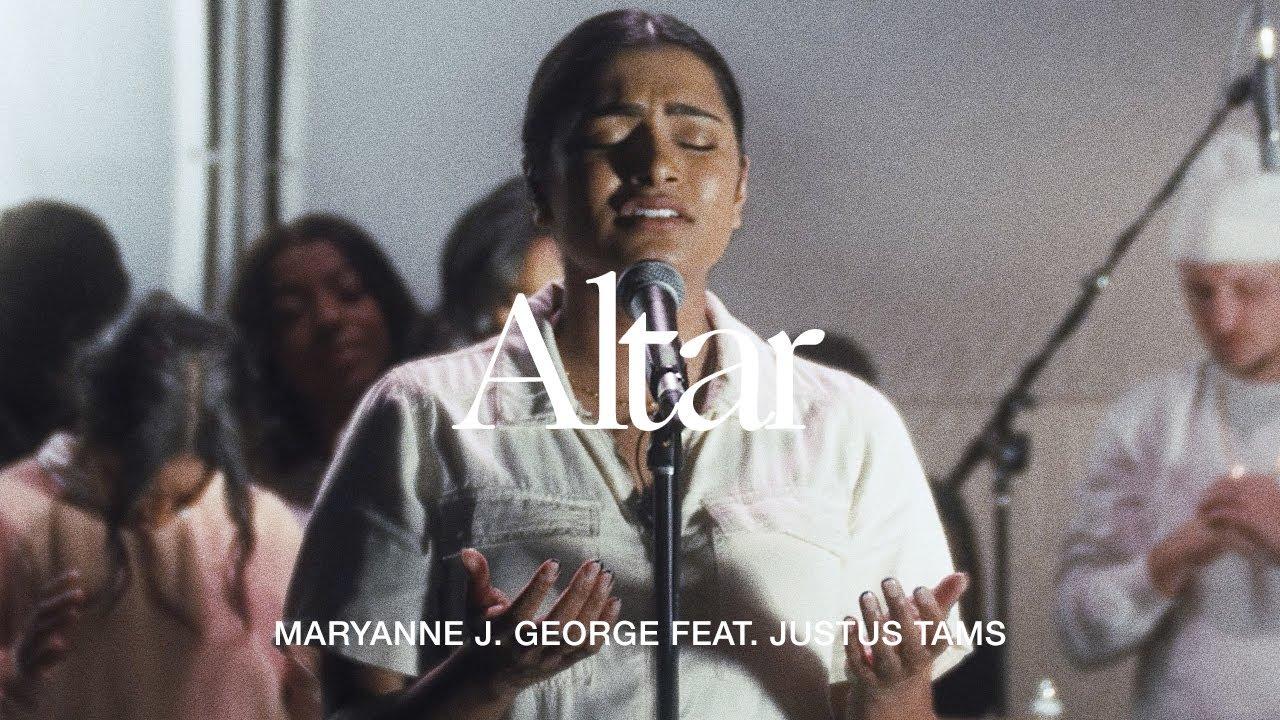 Download Altar (feat. Justus Tams)- Maryanne J. George | TRIBL