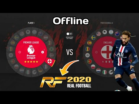 Download Real Football 2020 Mod FIFA 20 Android Offline 500MB Best Graphics