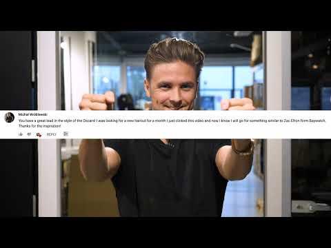 Medium Hairstyle for Thin Hair | Best Men's Inspiration