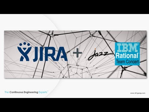 How to integrate JIRA with IBM Rational Team Concert (RTC)