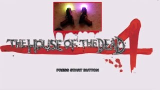 House of the Dead 4 - 2 Player (PS3 with PS Moves)