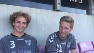 FCF TV: Oliver og Oliver f�r Roskilde