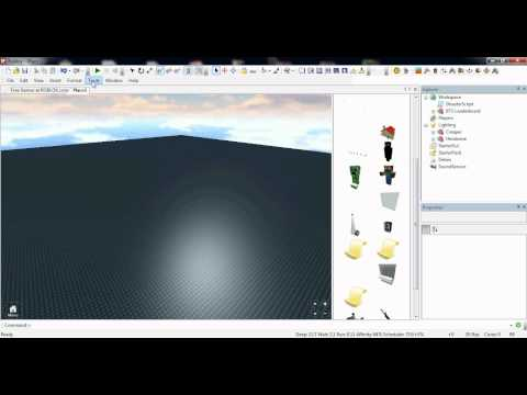 roblox studio how to add game to roblox