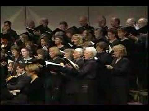 Handel Messiah: Lift Up Your Heads