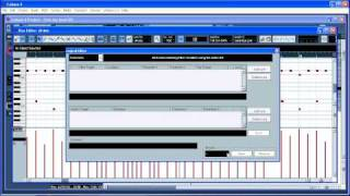 Cubase 4 Logical editor tutorial