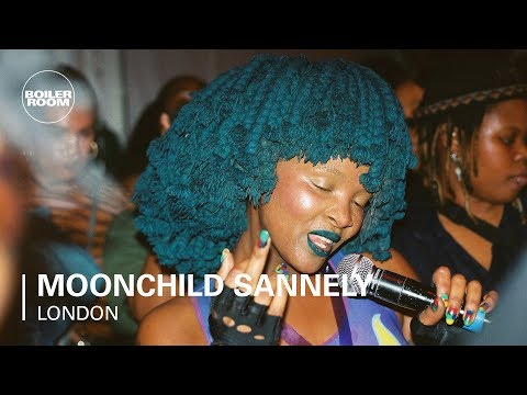Moonchild Sannely | Bass & Percs #4 | London