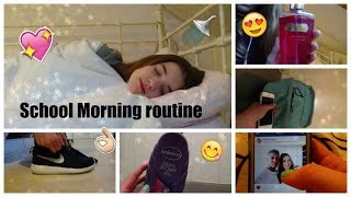 School Morning Routine 2016! | BeautyDress