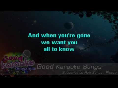 Welcome To The Black Parade -  My Chemical Romance (Lyrics Karaoke) [ goodkaraokesongs.com ]
