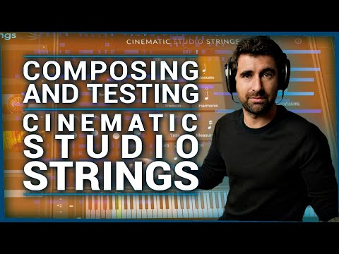 5 lessons I learned using Cinematic Studio Strings