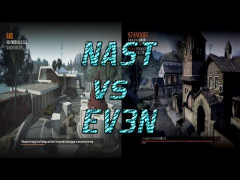 BO II | SnD 2v2 | NAST vs EV3N | Retournement de situation possible ?