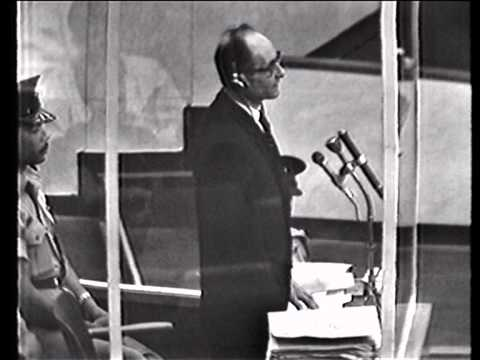 Eichmann trial - Session No. 91