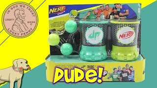 Nerf Sports Dude Perfect HoverKup Challenge Game