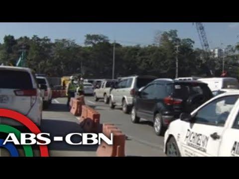 TV Patrol: Contractor ng MRT-7 pinatawan ng multa dahil sa idinulot na trapiko sa QC