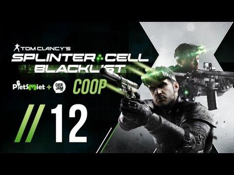 Splinter Cell Blacklist - Coop //12 - FAILOMATEN // Let's Play SC: Blacklist - Coop [HD+]