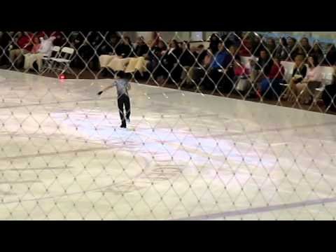 Nathan Chen - 2011 Ice Champions Live